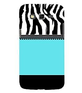 Tiger Pattern Design 3D Hard Polycarbonate Designer Back Case Cover for Samsung Galaxy Grand i9080 :: Samsung Galaxy Grand i9082