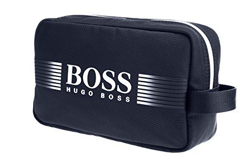 Preisvergleich Produktbild BOSS Pixel Wash Bag in Navy One Size