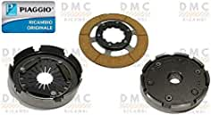 Kit de embrague completo APE TM 703-602 original Piaggio 2212475