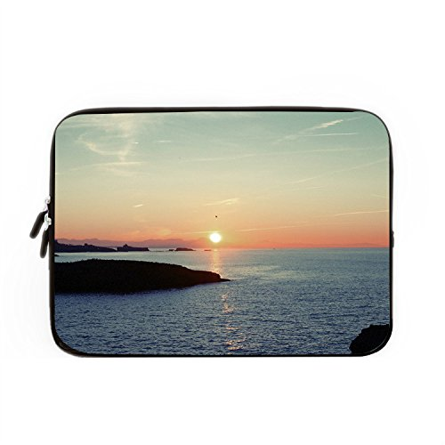 hugpillows-funda-para-portatil-funda-para-portatil-bolsa-mar-biarritz-puesta-de-sol-francia-casos-co