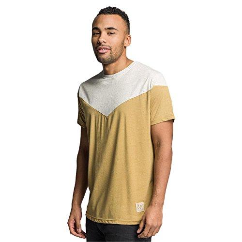 Just Rhyse Herren Oberteile / T-Shirt Jönköping Khaki