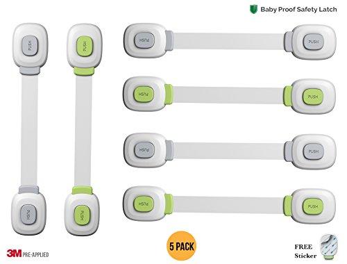 Premium Baby Proof Safety Locks ...