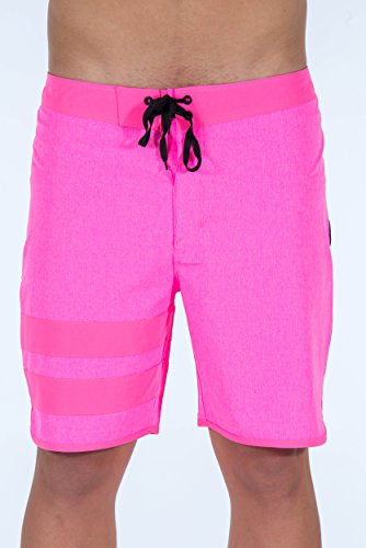 Herren Boardshorts Hurley Phantom Block Party Hthr 2.0 Boardshorts (Phantom 60 Block Hurley)