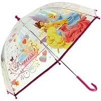Sambro - Ombrello a cupola, motivo: Principesse Disney - Tiara Kit Craft