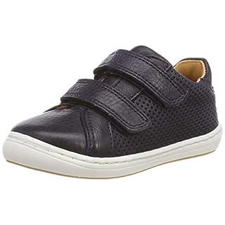 Cocomma aps Unisex Baby 21816.118999999999 Sneaker, Blau Navy 600-1, 23 EU