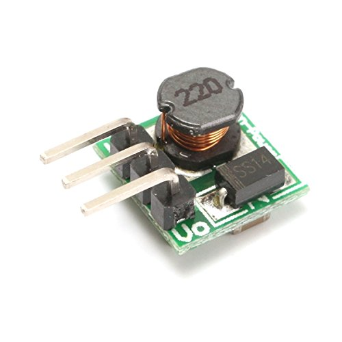 Bluelover 3Pcs Mini Dc-Dc 0.8-5V Zu Dc 5V Step-Up Boost Power Module Board Für Arduino