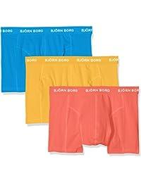 Björn Borg Men's Boxer Shorts (Pack Of 3)