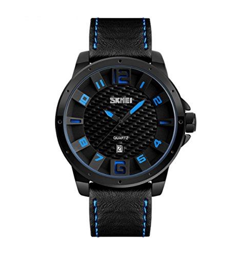 Skmei 9150BLUE Sports Analog Watch For Unisex