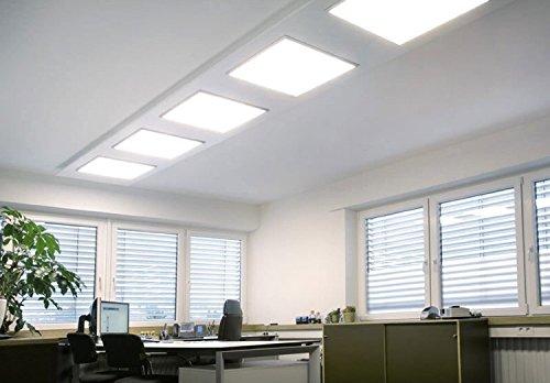 Lampada Pannello A Led 48w Quadrato 60x60 Cm Plafoniera Ad