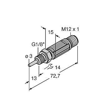 9910628-TTM-103a-G1/8liupn-l013h1140, température de détection