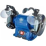 Doppelschleifer DS-350 LED - 350 W Leistung - 2.950/min (Umdrehungen) - Inkl. LED Arbeitsleuchte und Funkenschutz