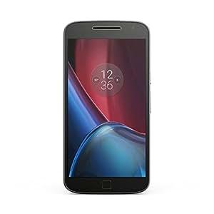 Lenovo Moto G4 Plus Smartphone Débloqué 4G (Ecran : 5,5 Pouces - 16 Go - 2 Go RAM - Android 6.0) - Noir