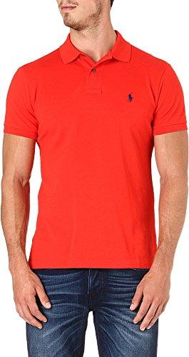 Polo Ralph Lauren Polo-Shirt A12-K12SL/BKL78/A34TW Rot