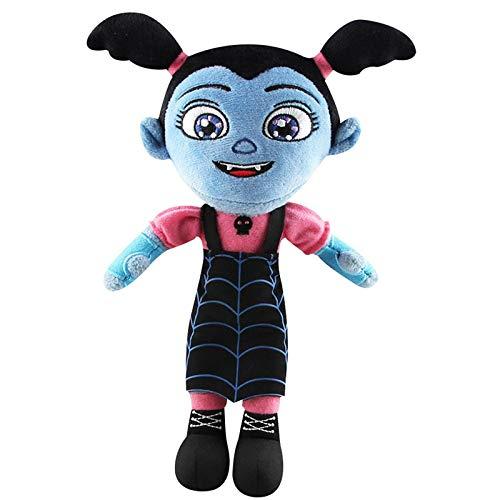 zjq Peluche Vampiro Giovanile Figura Vampire Girl Doll Peluche Peluche Vampire Girl Toy25Cm