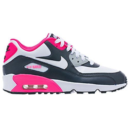 Nike Air Max 90 Ltr (Gs), Chaussures de Running Entrainement Fille