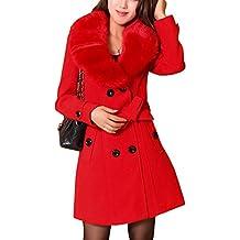 brand new 5938e f11a1 Suchergebnis auf Amazon.de für: Mantel / Damenmantel Rot ...