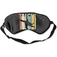 Vintage Style Tai Chi Silhouette 99% Eyeshade Blinders Sleeping Eye Patch Eye Mask Blindfold For Travel Insomnia... preisvergleich bei billige-tabletten.eu