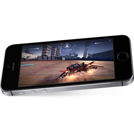 Apple iPhone SE 128GB Gris Espacial Libre