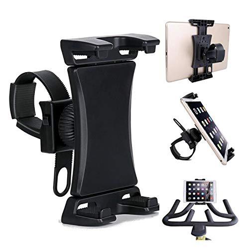 Universal-Halterung für Handy, Tablet und Smartphone, Halterung für Laufband/Heimtrainer, 360° drehbar, für 8,9-30,5 cm Smartphones und Tablets