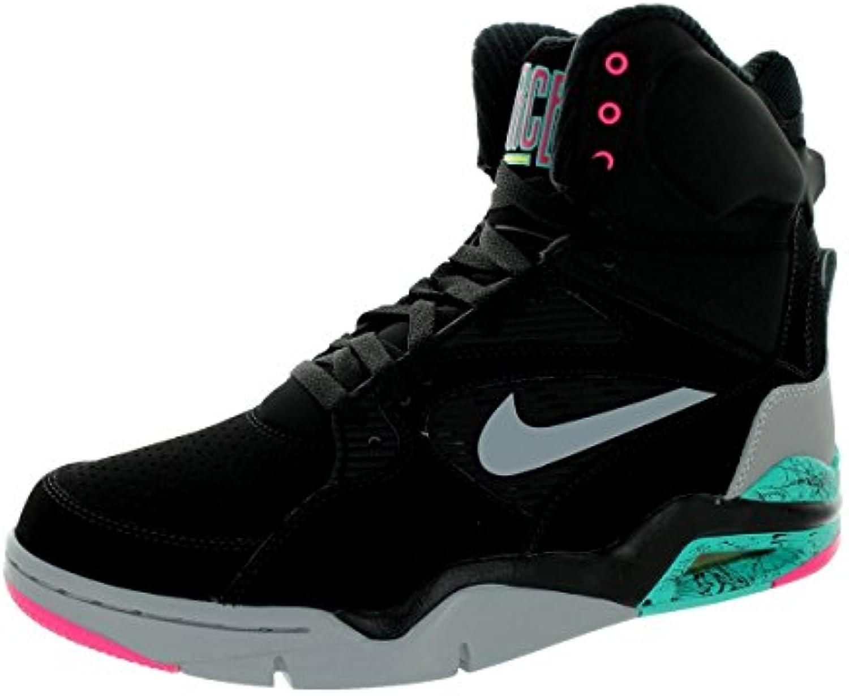 Nike Air Command Force Black/Wlf Gry - Hypr Hypr Hypr Jd - Hypr Pink | Up-to-date Stile  | Scolaro/Ragazze Scarpa  494723