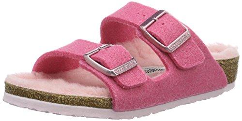 Birkenstock arizona, ciabatte bambina, rosa (pink), 26 eu