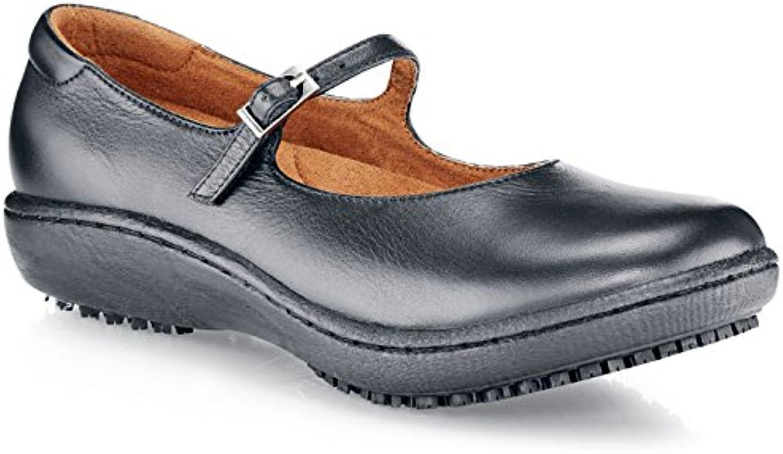 Zapatos para Crews Mary Jane II de la mujer Slip On Zapatos, antideslizante,