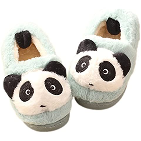 Summer Mae Donna Panda Fun Pantofole Boots