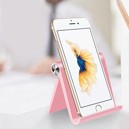 Verstellbare Regale Klammern (Aoligei Telefon Tablette Multifunktion Klappen Verstellbar Klammer allgemein Regal 8*9cm)