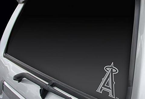 MLB Angels Anaheim Window Graphic Sticker, 9