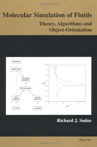 Molecular Simulation of Fluids: Theory, Algorithms and Object-orientation