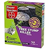 Bayer Jardin Arbre Stump Killer – 3 sachets x 8 g