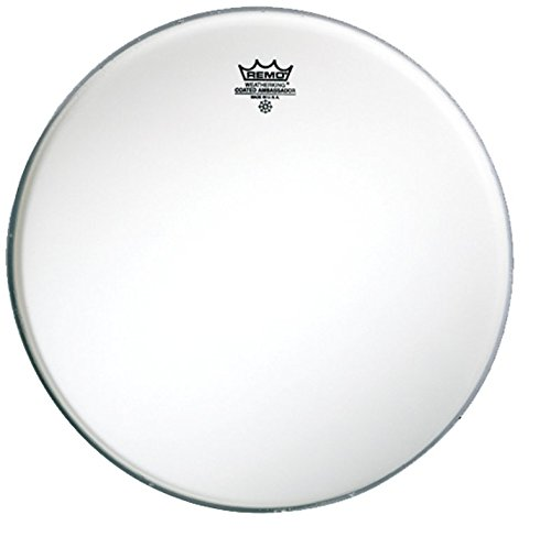 remo-ambassador-14-coated-snare-tom-head