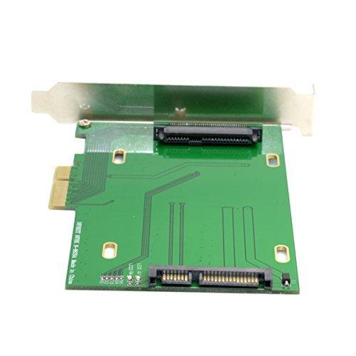 CY PCI-E 3.0x4Lane zu u.2U2Kit sff-8639Host Adapter für Intel Motherboard & 750nvme PCIe SSD