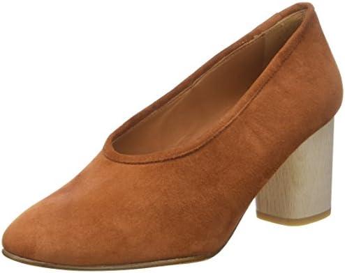 Emma Go Ivy, Zapatos de Tacón con Punta Cerrada para Mujer
