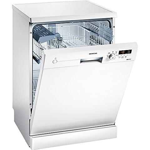 Siemens iQ300 Totalmente integrado 13espacios A++ Color blanco - Lavavajillas (Totalmente integrado, A, A++, Full size, Color blanco, Botones,