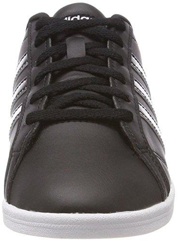 adidas Damen Vs Coneo QT Fitnessschuhe Schwarz (Core Black/aero Pink S18)