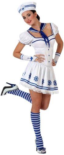 Imagen de atosa  disfraz de marinero para mujer, talla xs 10260
