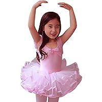Little Hand®Tutù Glitter per Balletto per Bambine