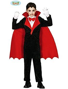 Guirca 83113 - Conde Vampiro Infantil Talla 3-4 Años