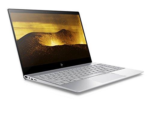 HP ENVY 13-ad013na 13.3-Inch FHD Laptop - (Intel Core i5-7200U, 8 GB RAM, 360 GB SSD, NVIDIA GeForce MX150 Graphics 2 GB Dedicated, Windows 10 Home) - Natural Silver