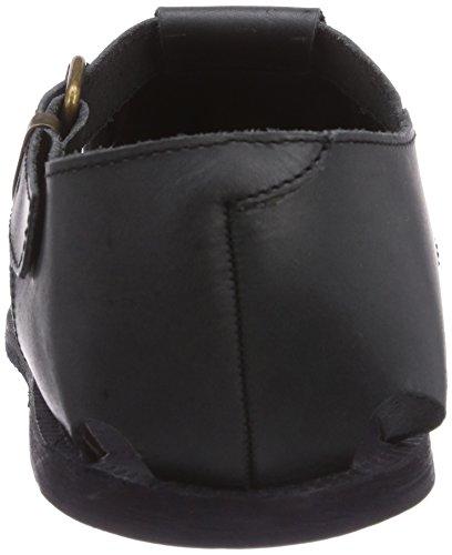 H Shoes  AGALI, Sandales pour homme Noir - Noir