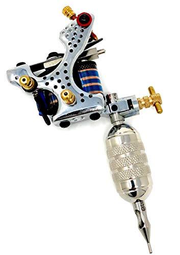 """TATTOOMASCHINE IG-87""""sick sieve"""" - High End Maschine INKgrafiX® - Deutschland - Studioqualität - IG52032 Spulenmaschine"""