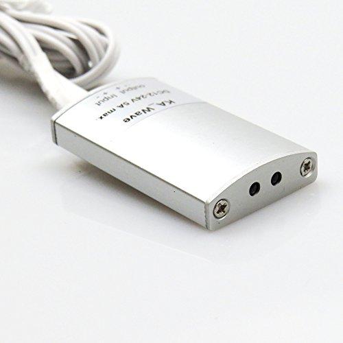 innovativer LED Schalter berührungslos/dimmbar mit MINI Plug System, Auswahl:WAVE