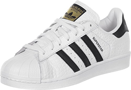 adidas Superstar Animal Sneaker - Weiß/Schwarz