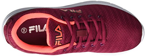 Fila - Fila Women Base Fury Run 2 Low Wmn, Pantofole Donna Pink (Anemone)