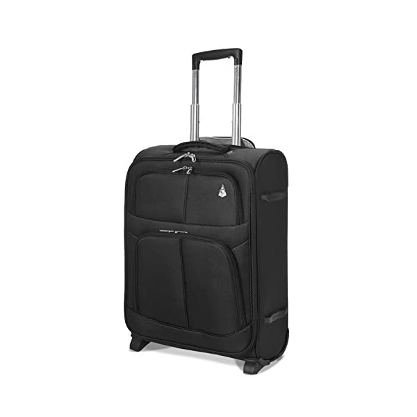 5d7906d9da409 Ryanair 55x40x20cm and 35x20x20cm Aerolite Lightweight Hand Luggage Cabin  Suitcase   Second Additonal Bag