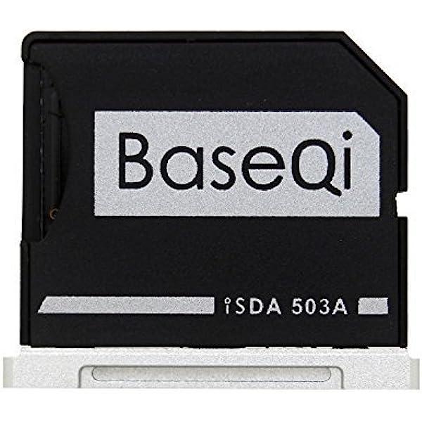 Baseqi Micro Sd Adapter Für Macbook Pro 15 4 Computer Zubehör