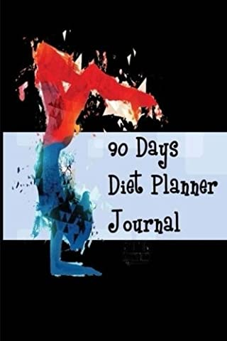 90 Days Diet Planner Journal: Healthy & Food Daily Record For Wellness Food Exercise Log Fitness Workout Yoga Diary Blank Notebook Photo Album (Weight Loss Allergies)