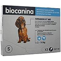 Biocanina fiprodog 67 mg perro pequeño ...