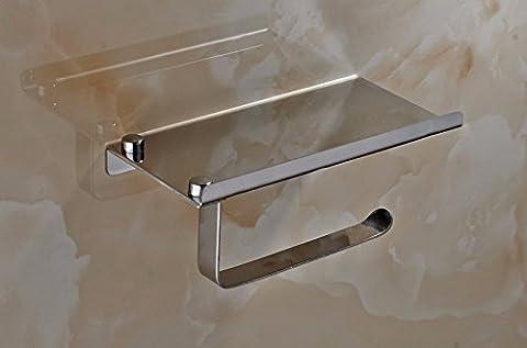 304 stainless steel bathroom toilet tissue